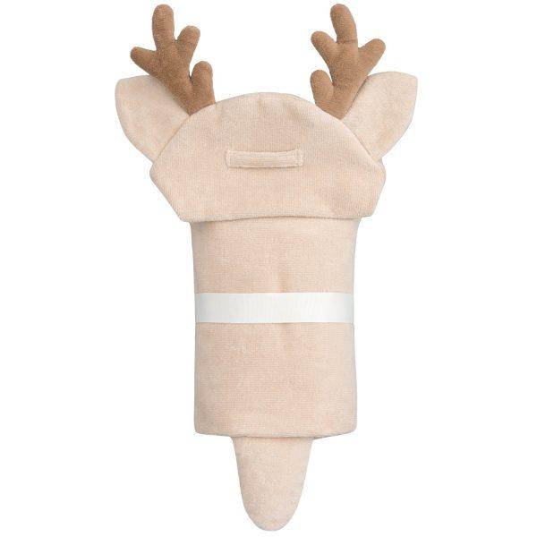 Elegant Baby Deer Hooded Towel