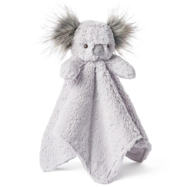 Elegant Baby Koala Bear Lovey Security Blanket