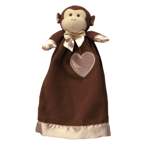 Mikie Monkey Baby Lovie (15 inch)