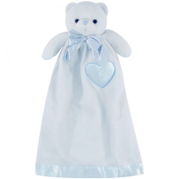 Komet Creations Blue Bernhardt Bear Lovie
