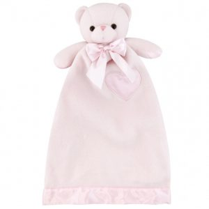 Pink Bernhardt Bear Lovie (24 Inch – Unboxed)
