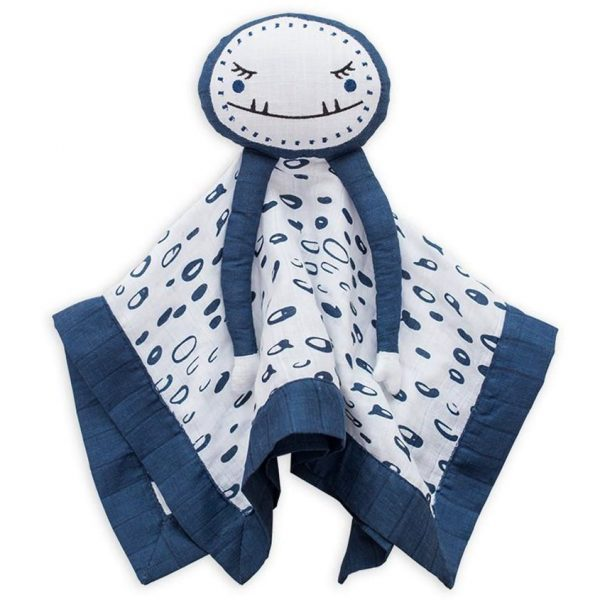 Lulujo Yeti Lovie Security Blanket