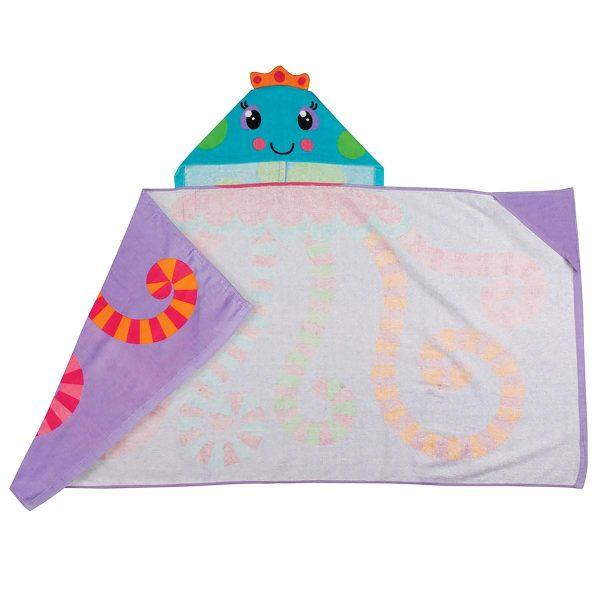 Stephen Joseph Jellyfish Hooded Towel