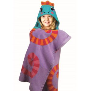 Stephen Joseph Jellyfish Hooded Towel