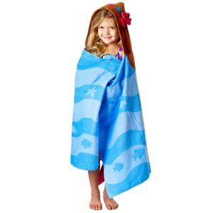 Stephen Joseph Mermaid Hooded Towel