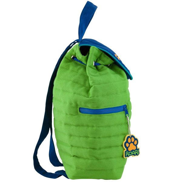 Stephen Joseph Lion Quilted Backpack