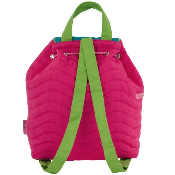 Stephen Joseph Rainbow Quilted Backpack