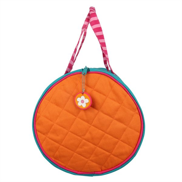 Stephen Joseph Owl Quilted Duffle