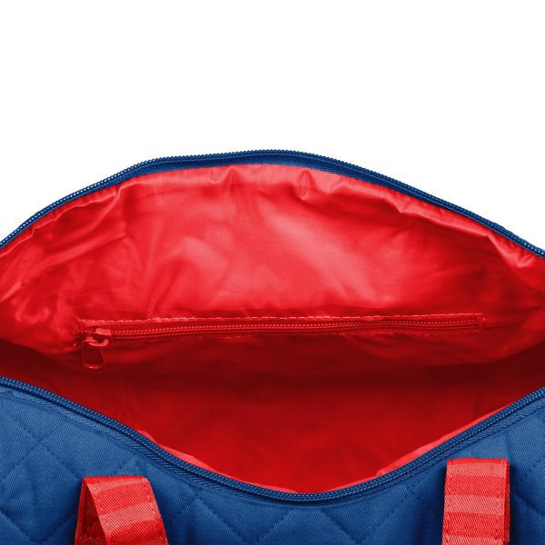 Stephen Joseph Pirate Quilted Duffle