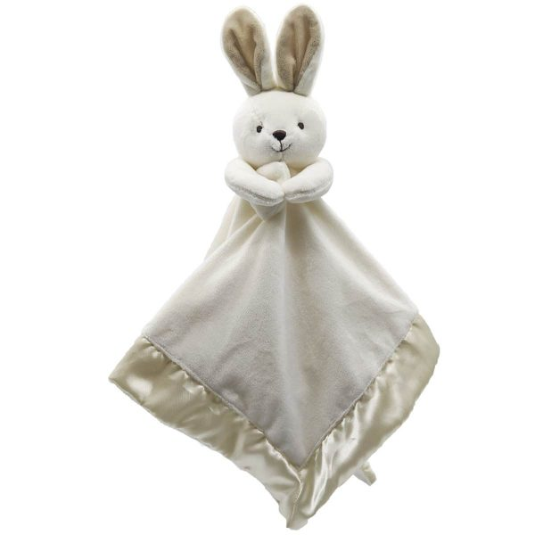 Yikes Twins Bunny Lovie (20 Inch) Front View