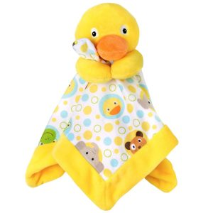 Yikes Twins Duck Lovie (13 inch)