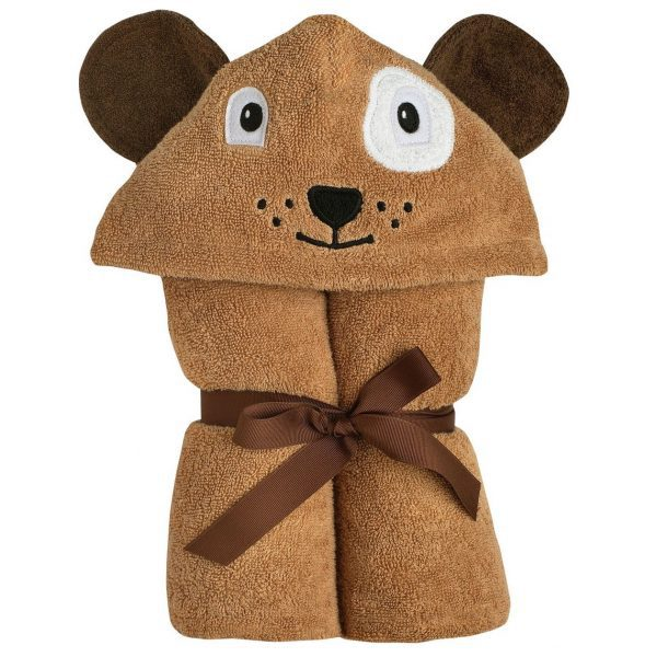 Yikes Twins Dog Hooded Towel