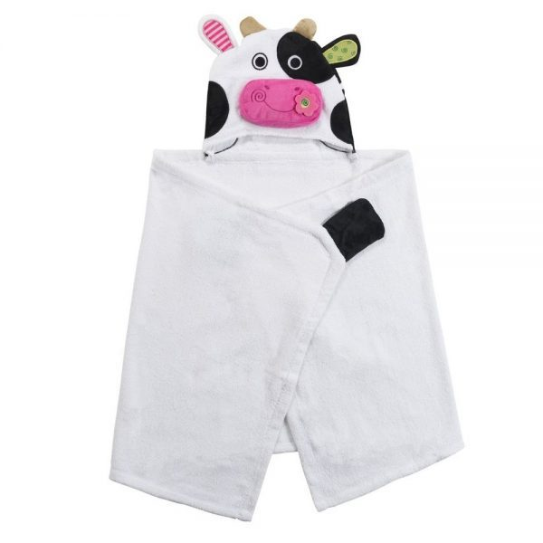 Zoocchini Cow Hooded Towel
