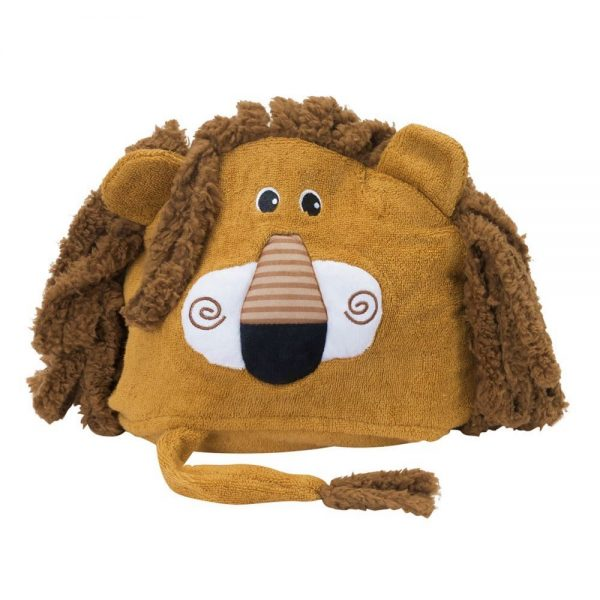 Zoocchini Lion Hooded Towel
