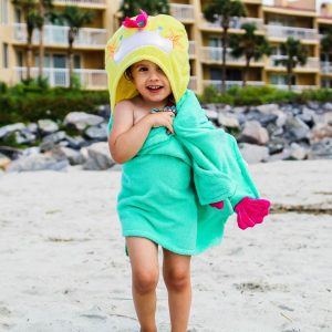 Zoocchini Mermaid Hooded Towel