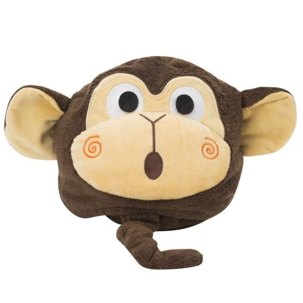 Zoocchini Monkey Hooded Towel